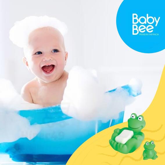 SABONETEIRA PRIMEIRA INFÂNCIA 0301 BABY BEE