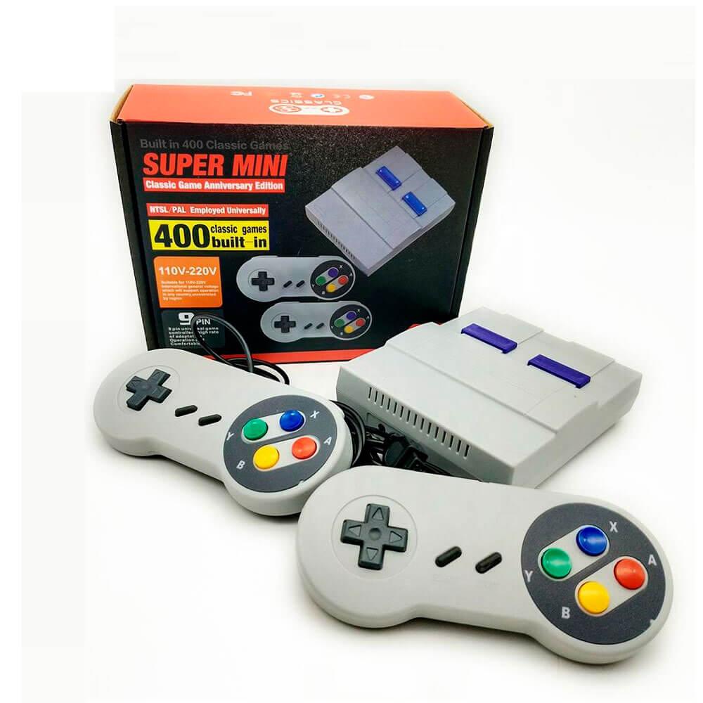 Super Mini Classic Game com 400 Jogos