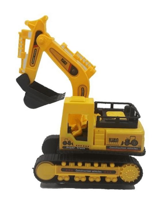 Trator Escavadeira Super Truck 36T