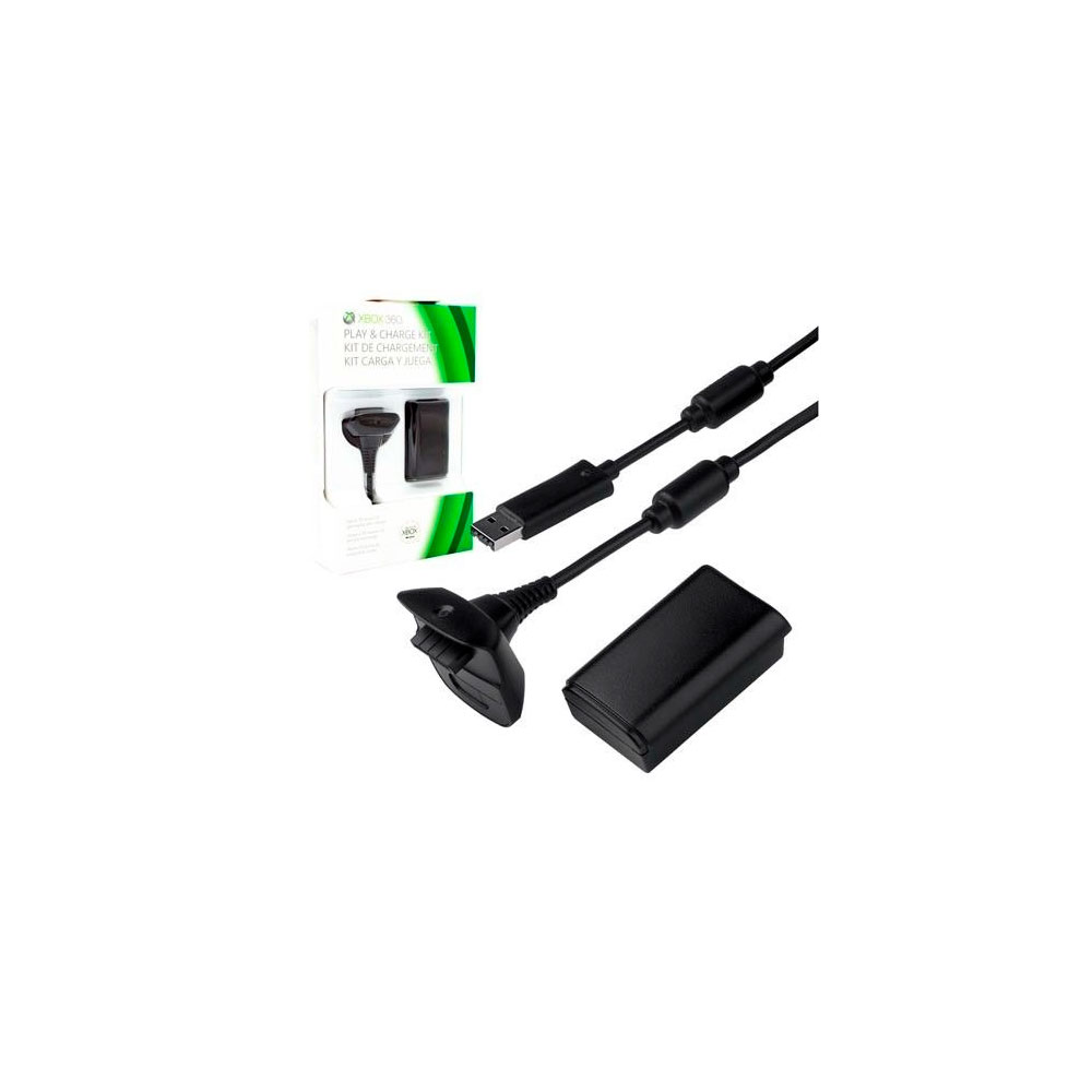 Xbox 360 Kit Play and Charger LJQ-8360