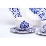 Aparelho de Jantar Batik 42PÇS em Cerâmica