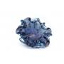 Centro de Mesa Azul Oxford P em Cristal