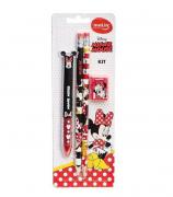 Kit Escolar Minnie Mouse - Molin