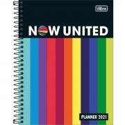 Agenda Planner Espiral Now United - Tilibra