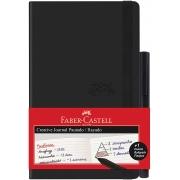 Caderno Creative Journal Preto - Faber-Castell