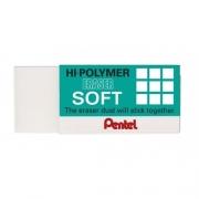 Borracha PENTEL Hi-Polymer Branca