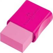 Borracha seda max rosa - Faber Castell