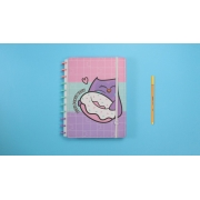 Caderno Inteligente By Bubu Let's Donut
