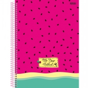 CADERNO UNIVERSITÁRIO 10 MATÉRIAS MY DEAR - SD