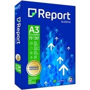 Caixa papel sulfite A4 c 10 pacotes - REPORT
