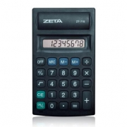 Calculadora de Bolso Com 8 Dígitos - Zeta