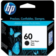 Cartucho 60 CC640WB preto 4ML - HP