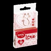 Clip Especial Love Gato Com 12 Unid. - Molin