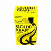 Clips 4/0 - Golden Kraft
