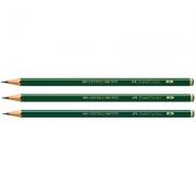 Lápis de Escrever Técnico FABER-CASTELL 9000
