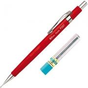 Lapiseira 0.7 Vermelha P207 - Pentel
