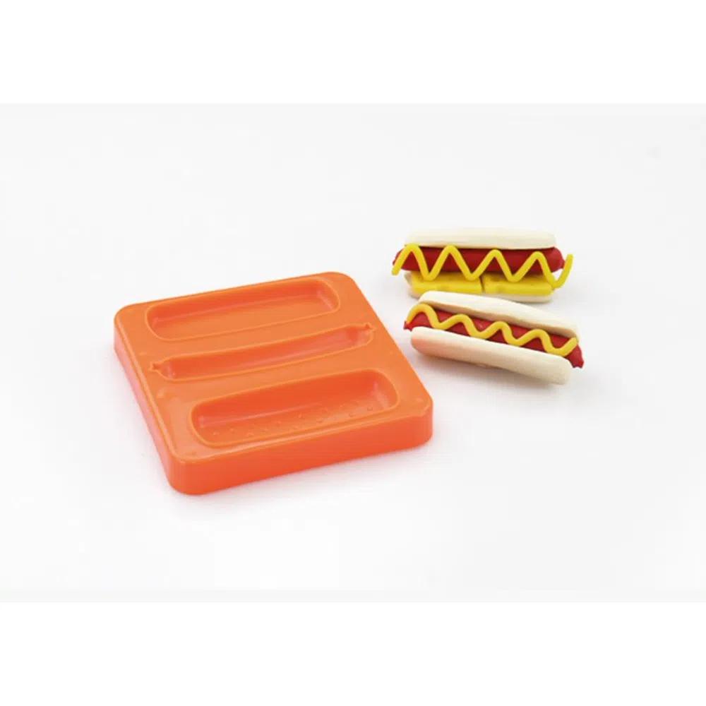 Kit Massinha de Modelar Hot Dog Super Massa - Estrela