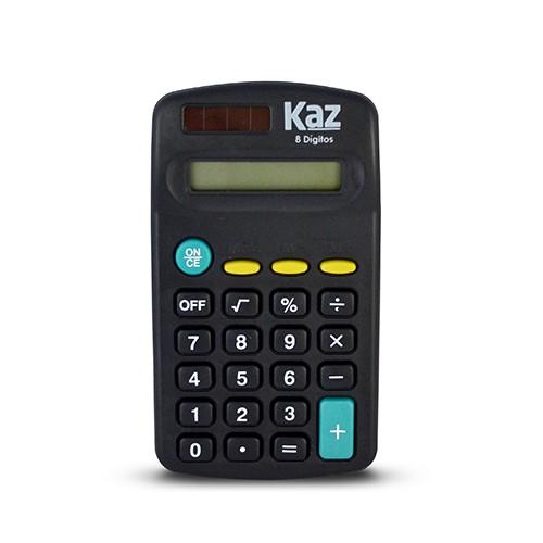 Calculadora de Bolso 8 Dígitos KZ 402 - Kaz