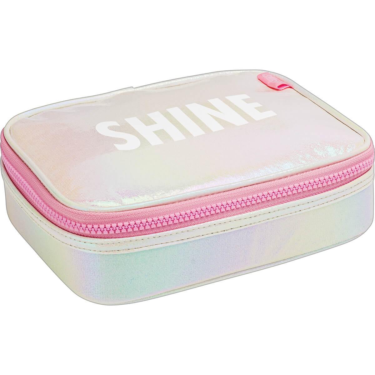 Estojo Box Académie Shine - Tilibra