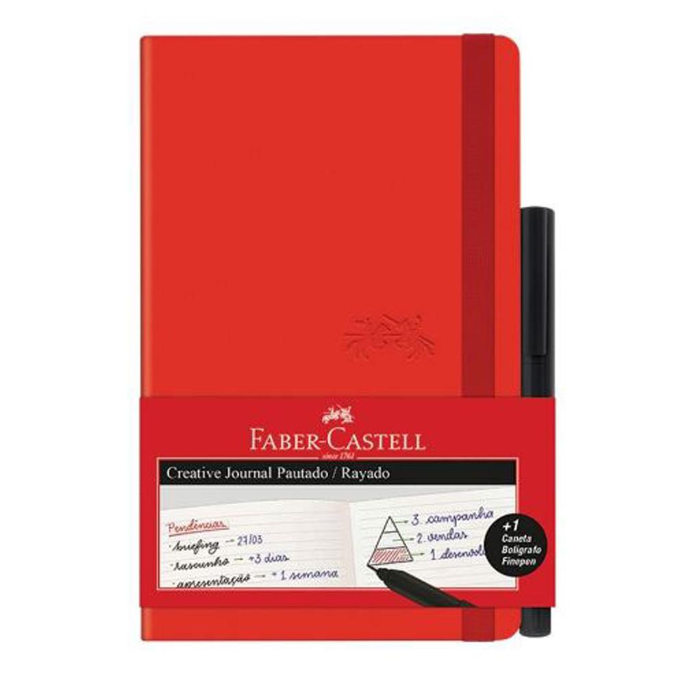 Caderno Creative Journal - Faber-Castell