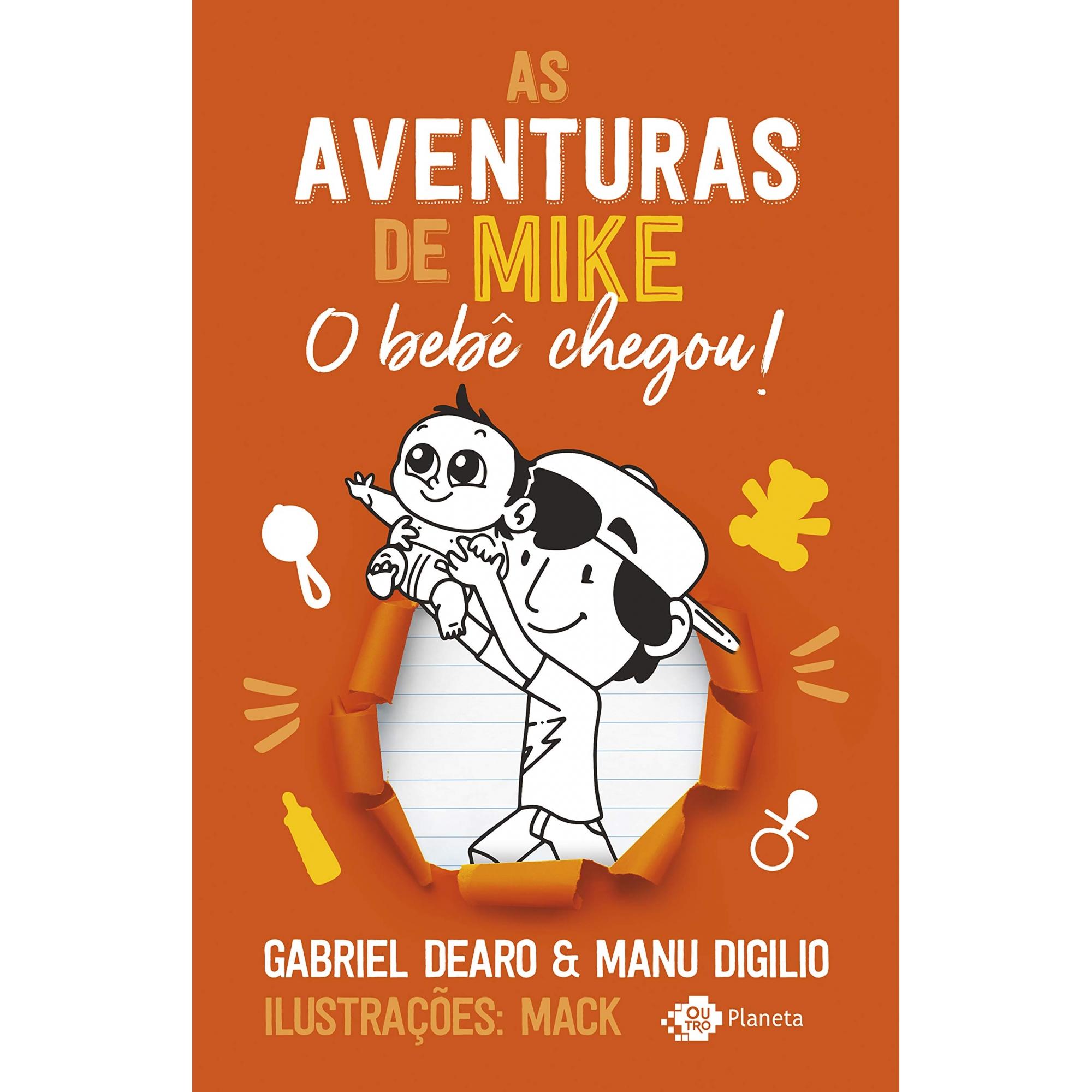 As Aventuras de Mike O Bebê Chegou - Planeta