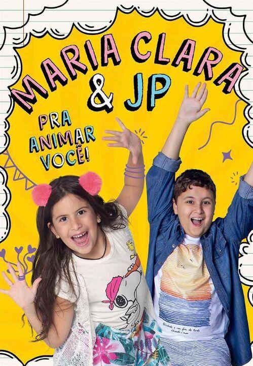 Livro Maria Clara e JP Pra Animar Você - Astral