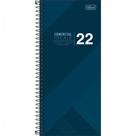 Agenda Comercial Ideale 2022 Executiva - Tilibra