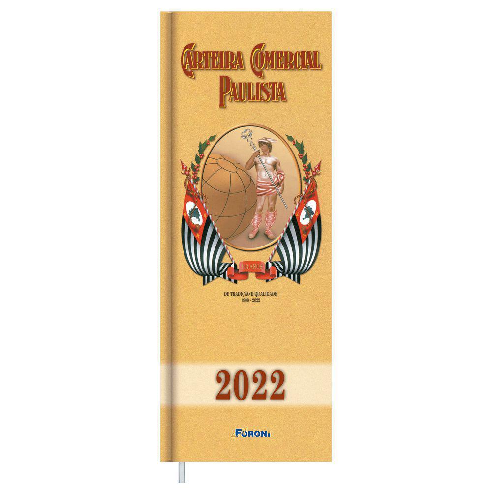 Agenda Comercial Paulista 2022 - Foroni