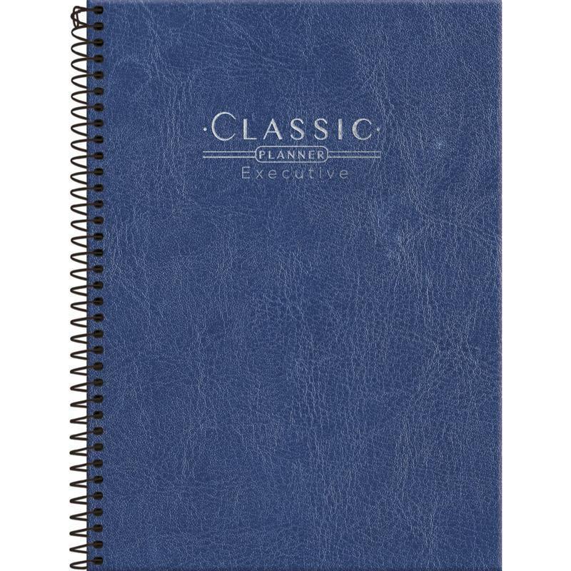Planner Espiral Classic Permanente - Foroni