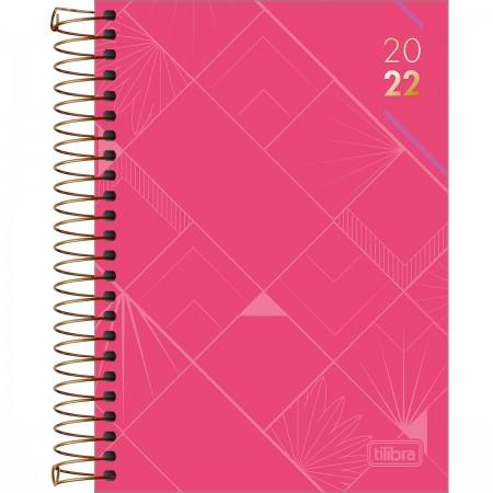 Agenda Spot Feminina 2022 - Tilibra