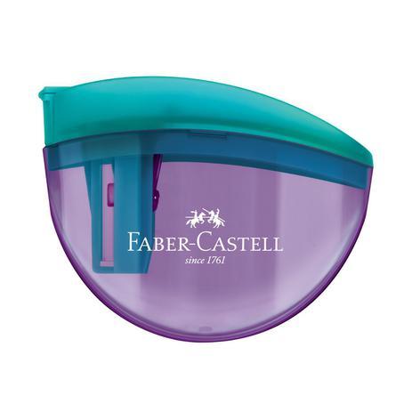 Apontador com Depósito aquarius - Faber Castell