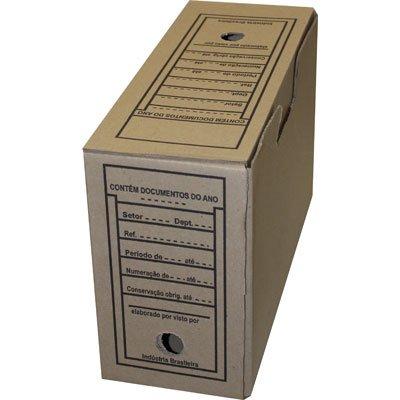Arquivo Morto de papelão - Golden Kraft