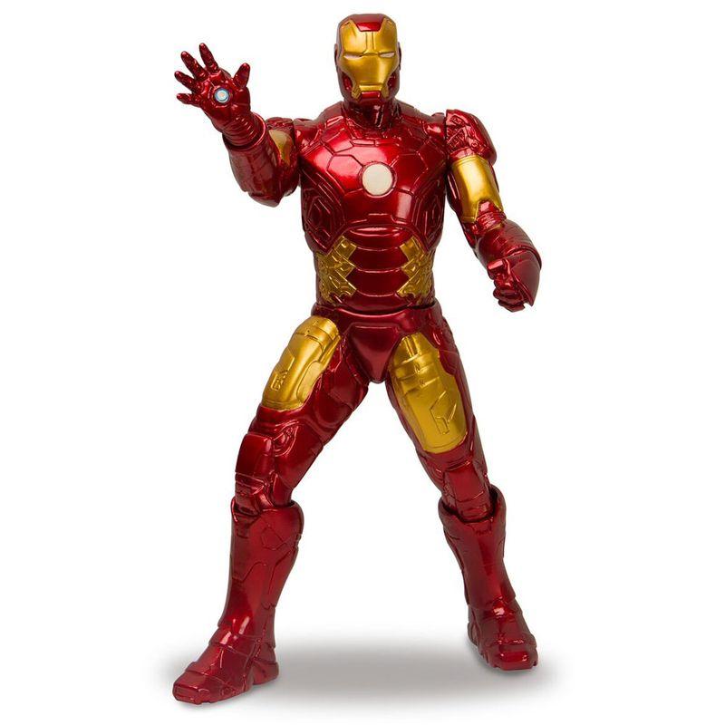 Boneco Homem De Ferro Revolution Gigante Vingadores 45cm