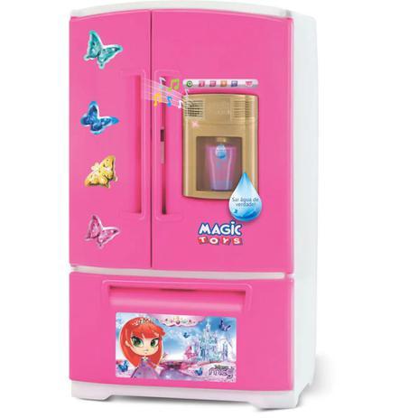 Brinquedo Geladeira Princess Meg - Magic Toys