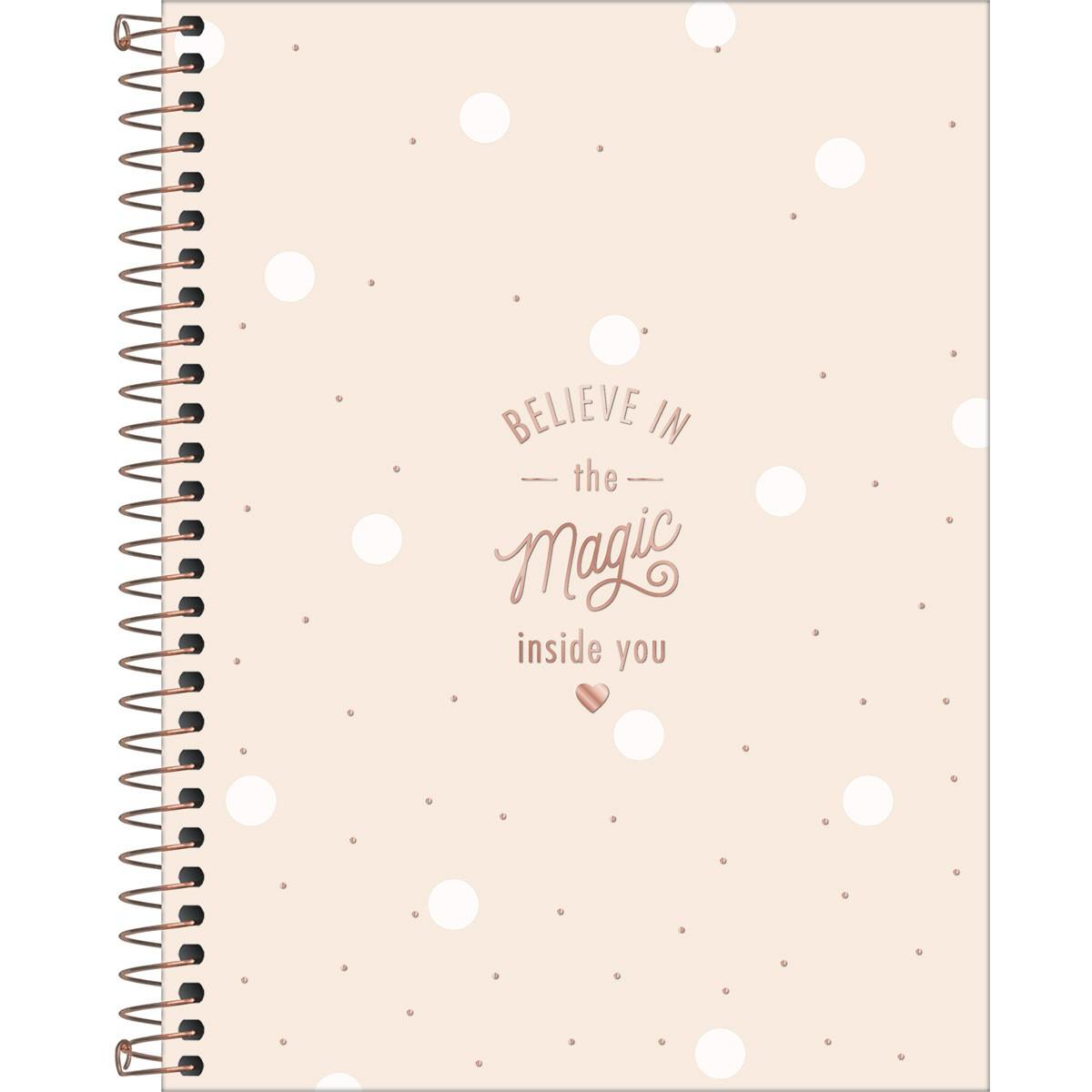 Caderno Colegial Soho 10 Matérias - Tilibra