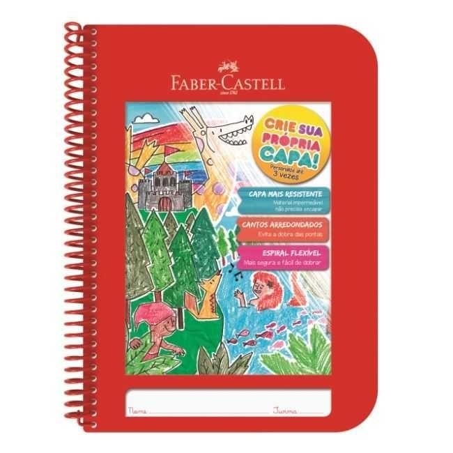 Caderno Criativo Sortido - Faber-Castell