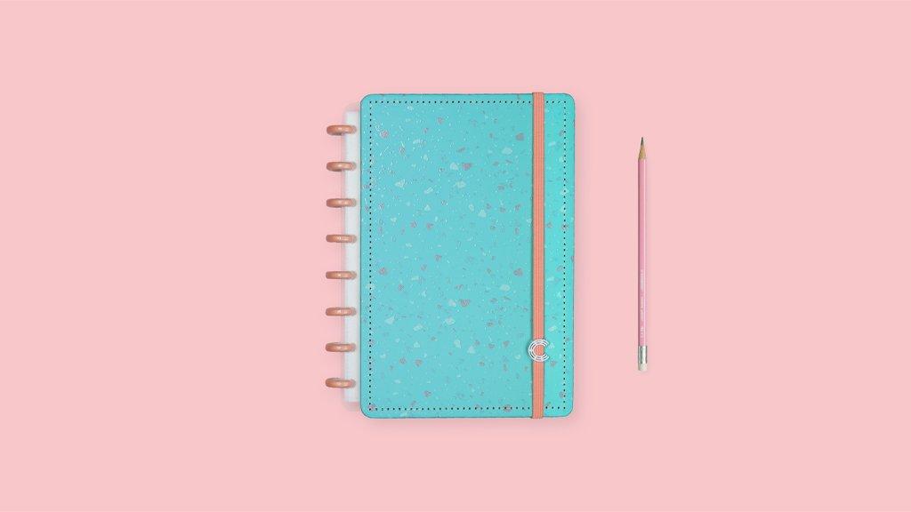 Caderno Inteligente A5 By Juliana Baltar