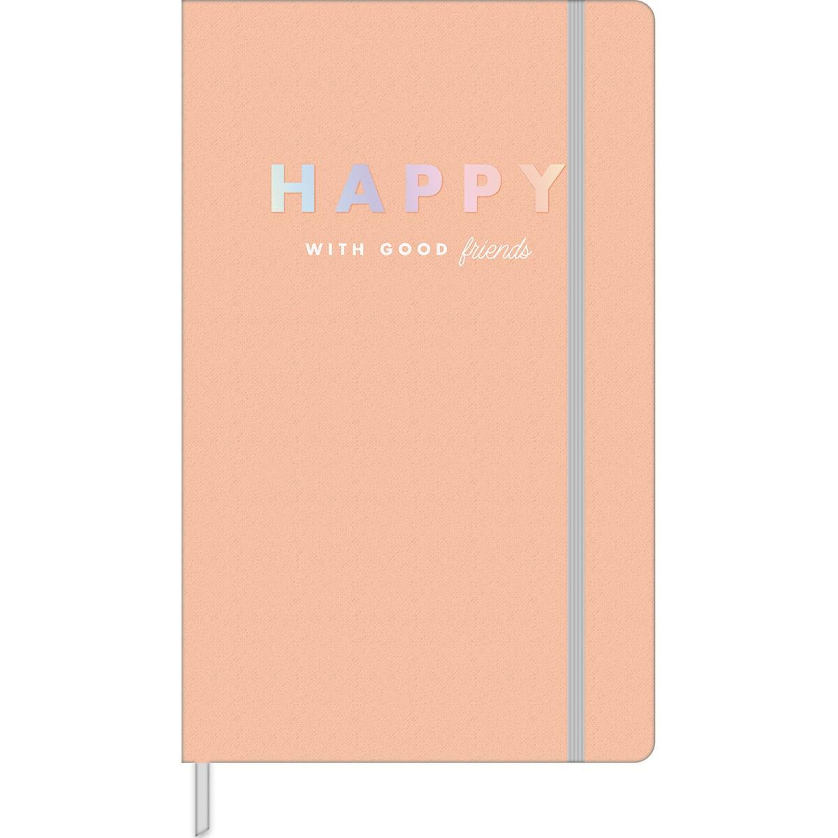 Caderno Pontilhado Fitto G Happy - Tilibra