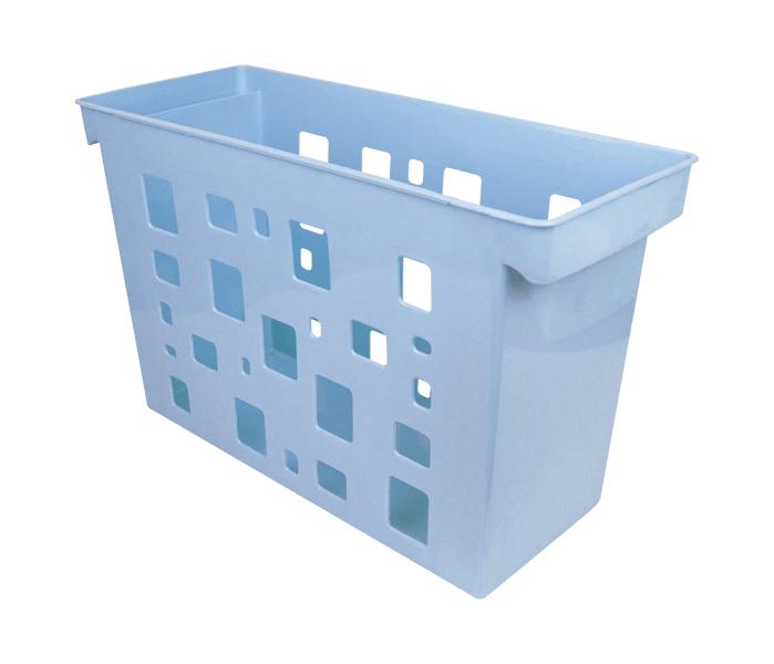 Caixa Arquivo Azul S/ Pasta - DelloColor