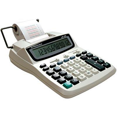 Calculadora com Impressora Eletrônica LP25 - Procalc