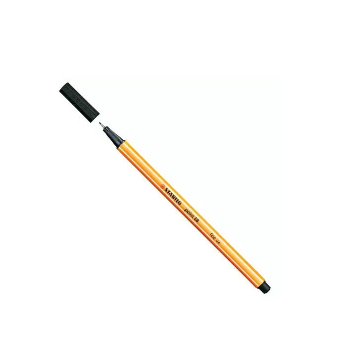 Caneta Hidrográfica Point 88 0,4mm - Stabilo