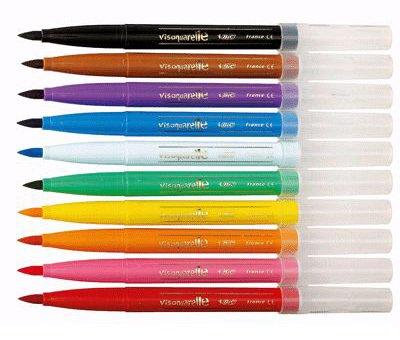 Caneta pincel Brush Pen Intensity - BIC