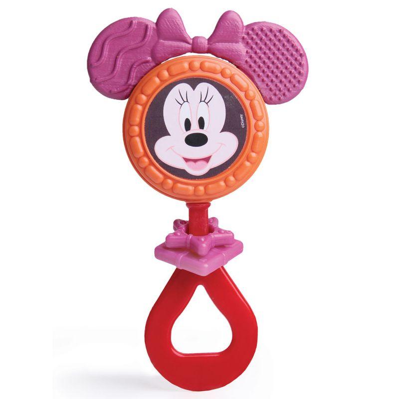 Chocalho E Mordedor Mickey E Minnie - Elka - Disney