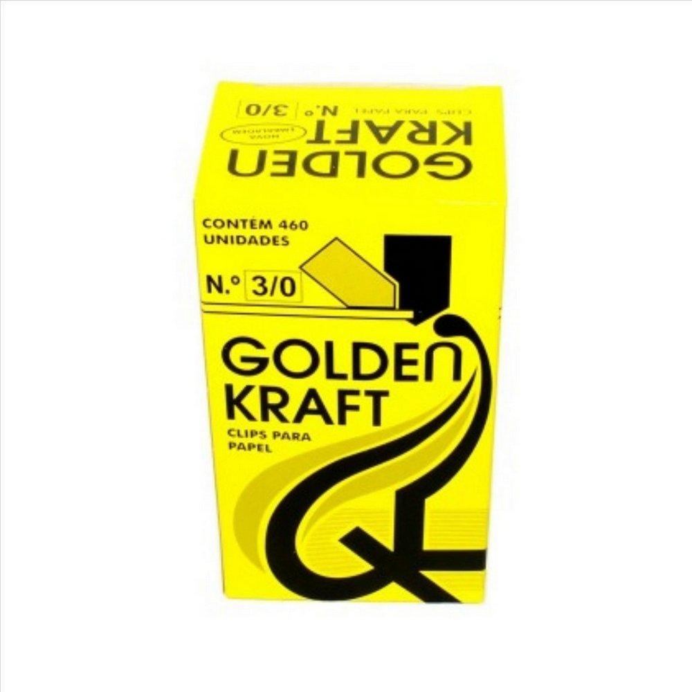 Clips 3/0 - Golden Kraft