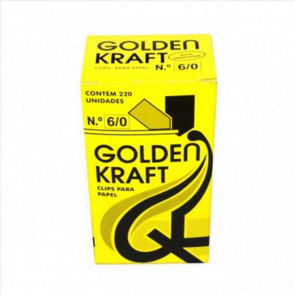Clips 6/0 - Golden Kraft