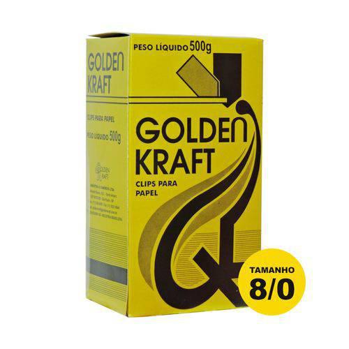 CLIPS 8/0 - GOLDEN KRAFT