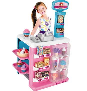 Confeitaria Infantil Meninas Mercadinho Doces - Magic Toys