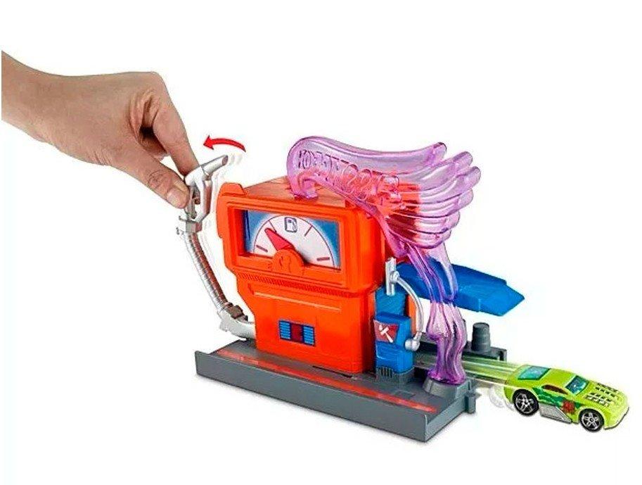 Conjunto Hot Wheels City Carro Básico - Mattel