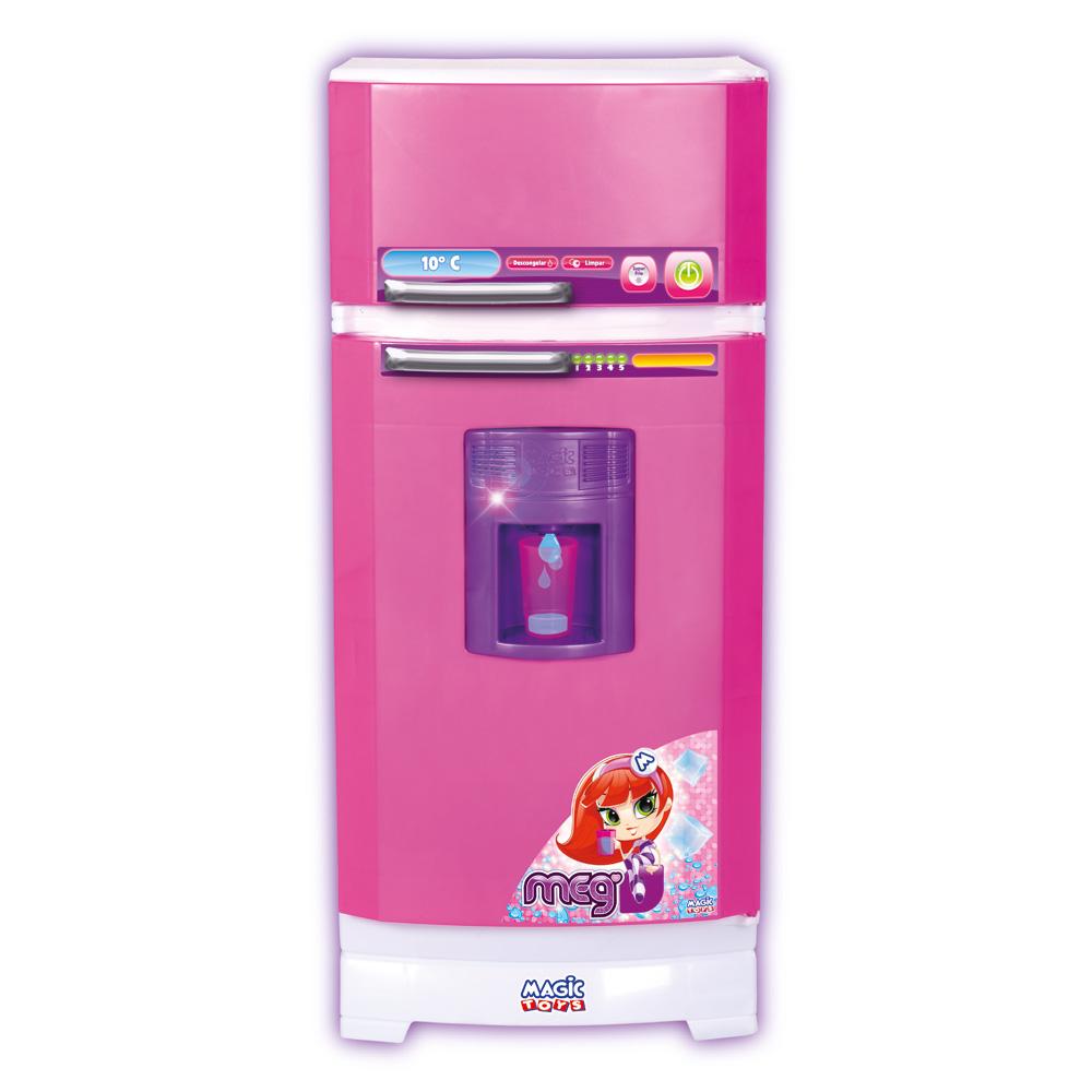 Geladeira Infantil Mágica Super Ref. 8052 - Magic Toys