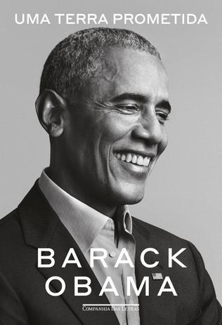 Livro Uma Terra Prometida Barack Obama - Cia das Letras